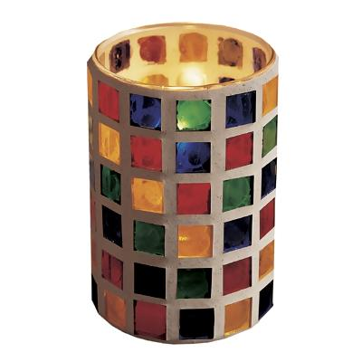 Mosaic Glass Lamp Base
