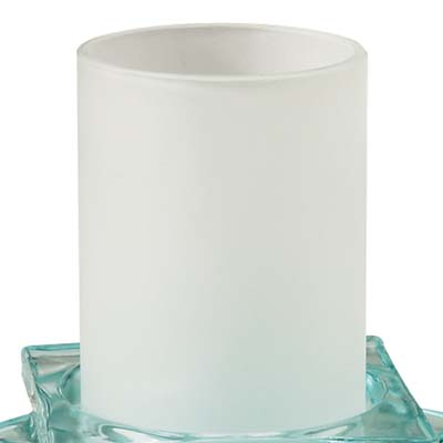 Frosted Cylinder Shade