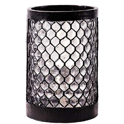 Black Beehive Pub Lamp