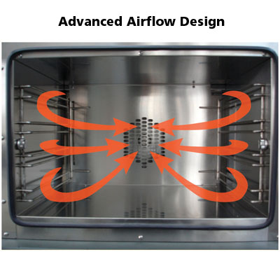 Cadco Ov 003 Commercial Electric Convection Oven