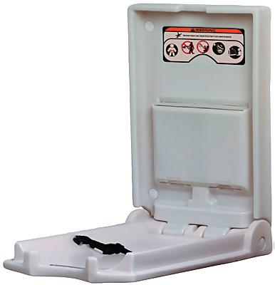 vertical mount changing station - Baby Changing Station