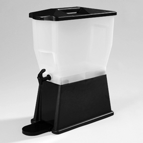 Carlisle 10856-03 3 Gallon Drink Dispenser
