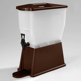 Carlisle Premium Drink Dispenser, Brown