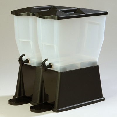 Carlisle Economy  Drink Dispenser, Black