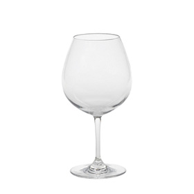 51421ceb151 Carlisle 5641 - Alibi 22 Oz. Balloon Wine Plastic Glass (Polycarbonate -  4-1/10