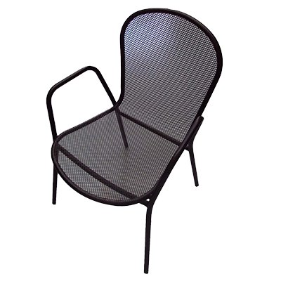 You Might Also Like: Plantation Prestige 2240700   0450 Newport Metal  Outdoor Side Chair $335.12