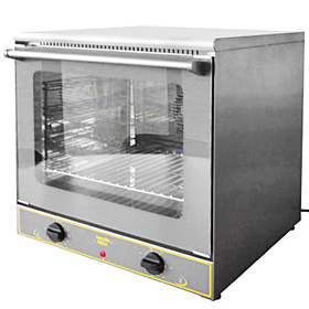 ... Half Size Commercial Convection Ovens - Convection Ovens - ZESCO.com