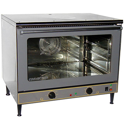 Commercial Countertop Convection Oven Reviews : ... Counter Top Commercial Convection Oven - Convection Ovens - ZESCO.com