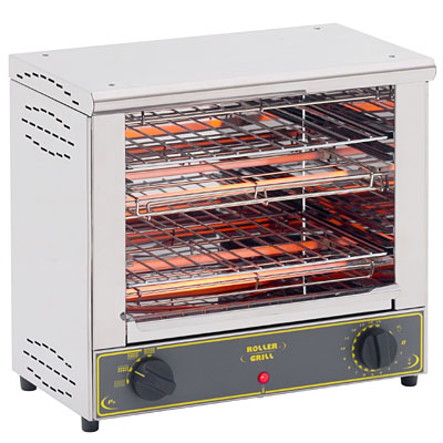 Equipex Bar 200 Commercial Electric Toaster Oven