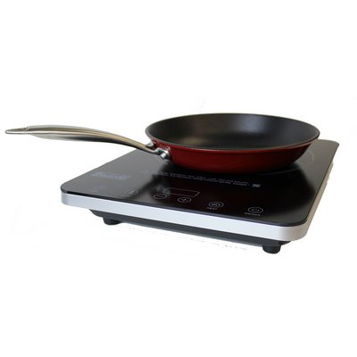 """Eurodib C1813 with Included 9"""" Fry Pan"""