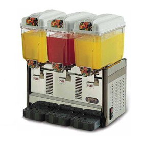 Refrigerated Juice Dispenser
