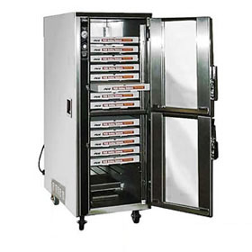 FWE TS-1633-36DL - Humi-Temp Pizza Holding Cabinet - Heated ...