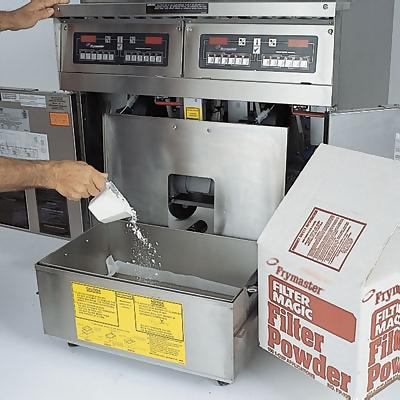 Portable Oil Filtration Systems Commercial Fryers