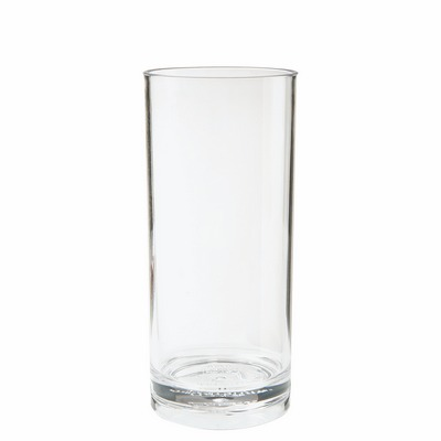 get enterprises h 9c 9 oz plastic hi ball glassware