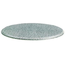 Grosfillex 99831125 Molded Melamine Tabletop 30 Quot Round