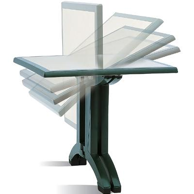 ... Folding Pedestal And Table Top
