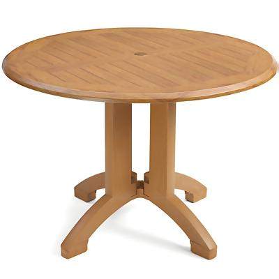 Winston Molded Table with Y Base