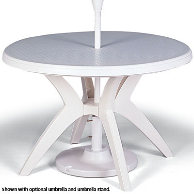 "46"" Round Ibiza Table with Base"