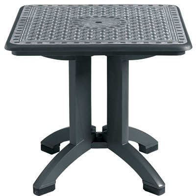 "32"" Sq. Toledo Folding Table"