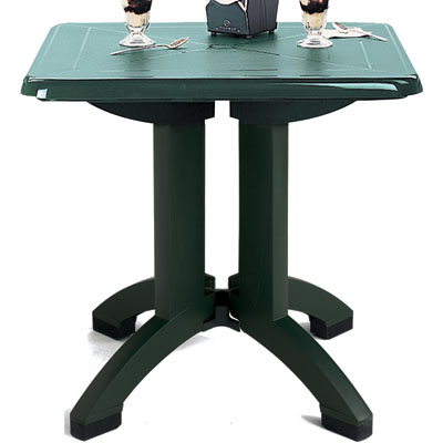 "Vega 32"" Square Folding Table"