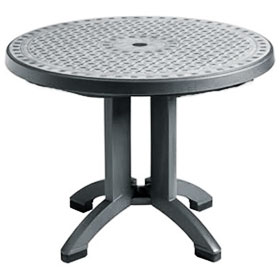 "38"" Round Toledo Table and Base"