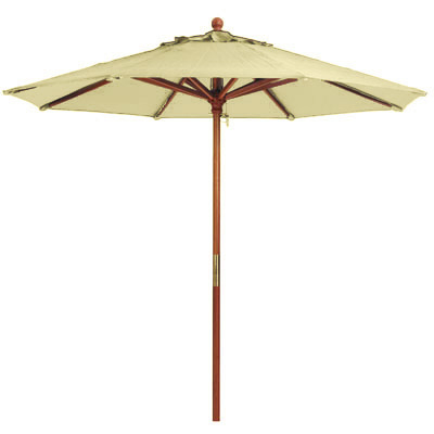 9' Market Umbrella, Khaki