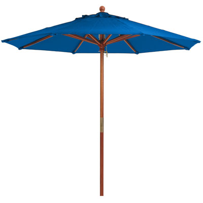 9' Market Umbrella, Pacific Blue