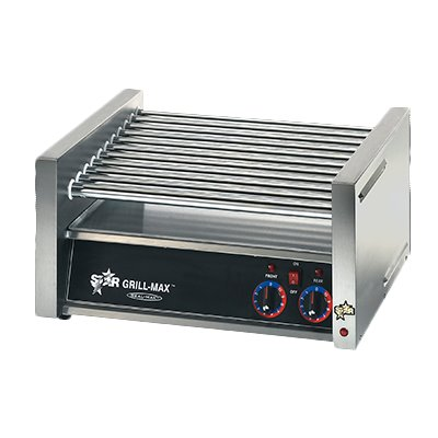30 Hot Dog Roller Grill Max Express