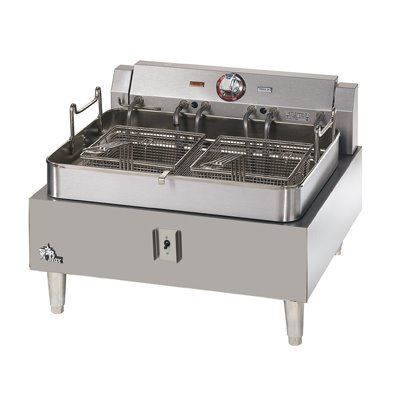 commercial warranty propane online steel fryer kitchen equipments years gas lt deep lpg steinless cert countertop with ce propan buy certified
