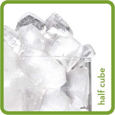 Ice-o-matic Half Cube Ice