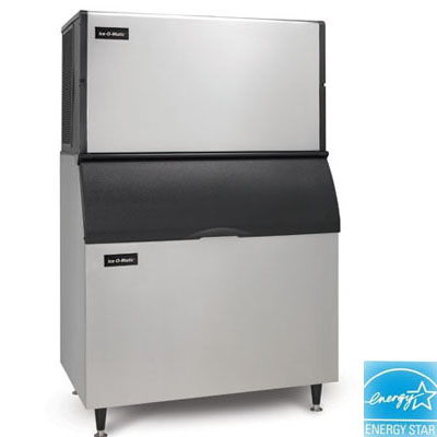 "48"" Ice Machine with Bin"