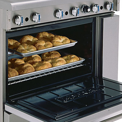 Oven Interior