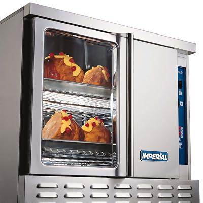 Lighted Oven