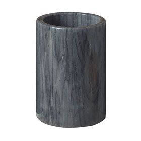Marble Wine Cooler, Dark Gray