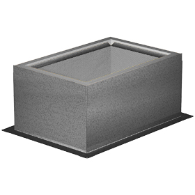 Roof Curb For Exhaust Fans