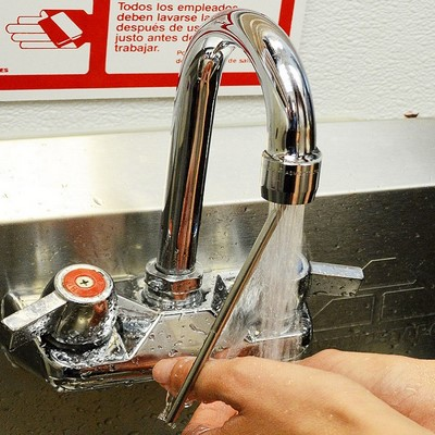 Instant-Off Commercial Water Saver - Commercial Sinks and Faucets ...