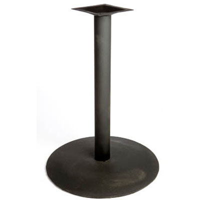 "30"" Round Bar Height Table Base"