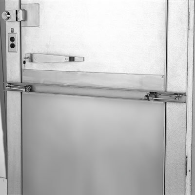 Optional Locking Bar for Door & Kolpak LOCKING BAR - Optional Locking Bar - Walk-In Coolers and ...