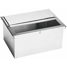 Krowne D2712-8 Drop-In Ice Bin