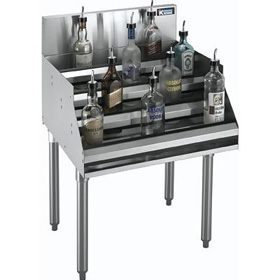 Krowne KR18-24RD Liquor Display Unit