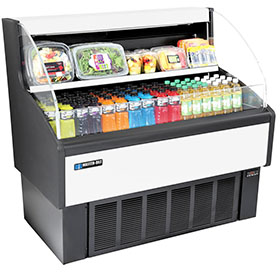 Master Bilt Refrigerated Merchandiser