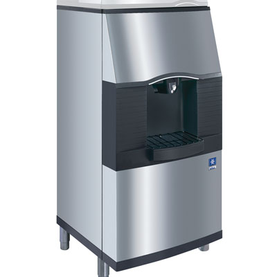 "30"" Wide Floor Ice Dispenser"