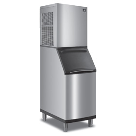 Flake Ice Machine on Bin (Sold Separately)