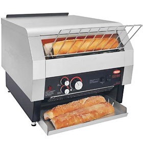 Hatco TQ-1800BA Toast-Qwik - Conveyor Toaster - 1,800 Slices Per Hour