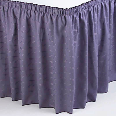 marko 5393 550pc sp 21 table skirting shirred pleat