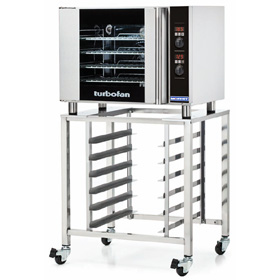 Turbofan Convection Oven with Optional Stand