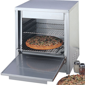 Countertop Oven Baking : ... Electric Pizza Oven - Counter-Top - Counter Baking Ovens - ZESCO.com