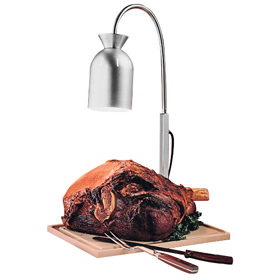 Heat Lamp Carving Station