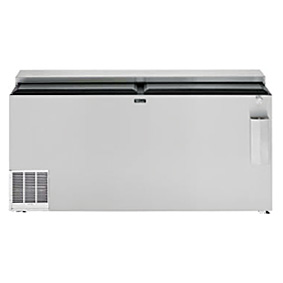 "Perlick 72"" Beer Cooler, Stainless Steel Front"