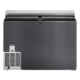 "Perlick 48"" Beer Coolers, Black"